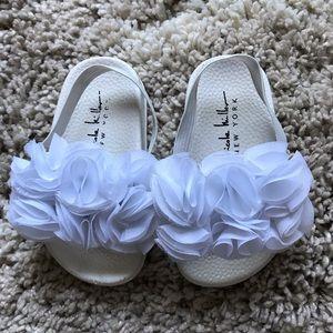 Nicole Miller Baby Sandals